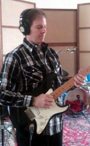 dennis in studio 2016
