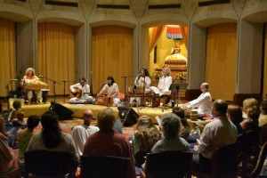 kirtan at garrison institute